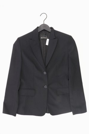 Brookshire Long Blazer black polyester