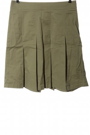 Brookshire Midi Skirt khaki casual look