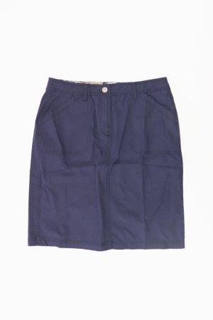 Brookshire Skirt blue-neon blue-dark blue-azure cotton