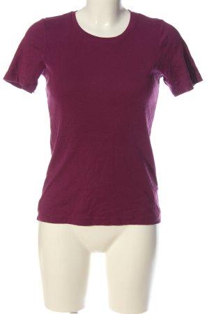 Brookshire T-shirt roze casual uitstraling