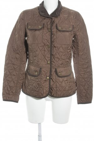 Brookshire Between-Seasons Jacket brown-dark brown classic style