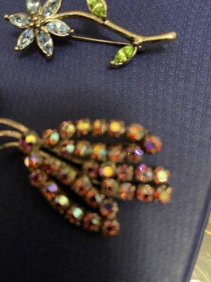 Spilla multicolore