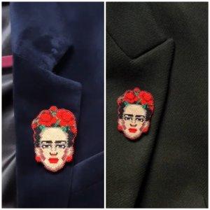 """Brosche """"Frida"""""""