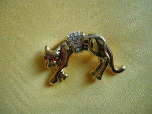 Brosche Puma Modeshmuck
