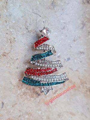 Brosche Tanne Tannenbaum Weihnachtsbaum