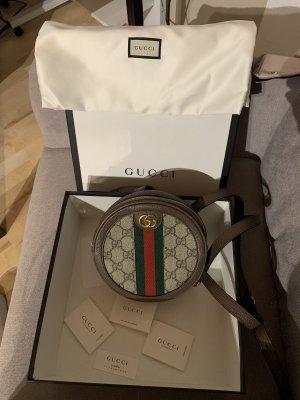 Brown Ophidia Gucci Supreme Mini Backpack