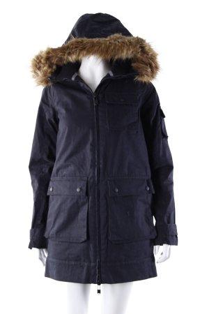 BRTN Mantel mit Kapuze