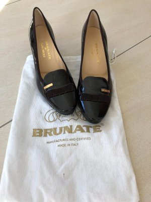 Brunate Zapatos formales sin cordones negro