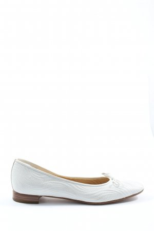 Brunate Classic Ballet Flats white business style