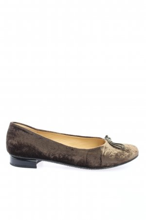 Brunate Klassische Ballerinas braun Casual-Look