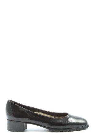Brunate Slip-on Shoes black casual look
