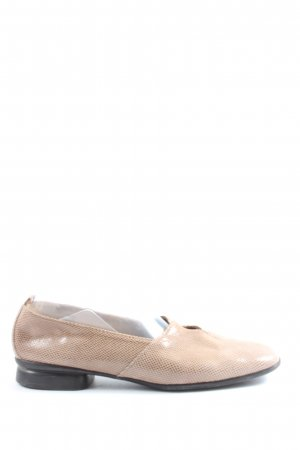 Brunate Slip-on Shoes nude leopard pattern casual look