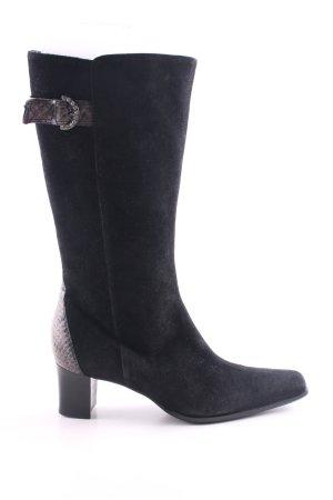 Brunella Absatz Stiefel blau Elegant