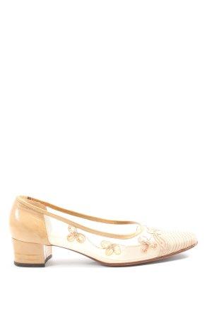Brunella Slip-on blanc cassé-crème élégant