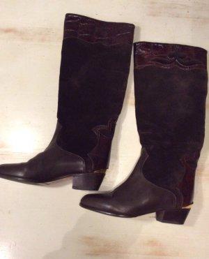 Brunella Vintage Stiefel Gr 35,5 braun