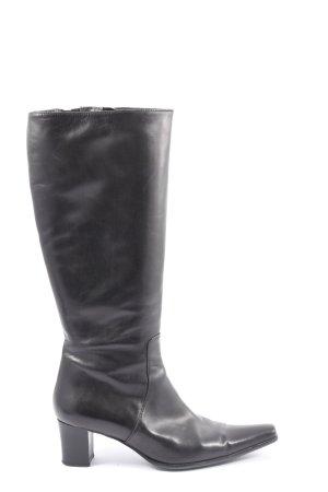 Brunella Brede Schacht Laarzen zwart elegant