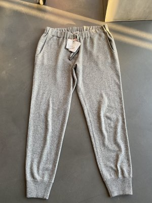 Brunello Cucinelli Trackies grey cashmere