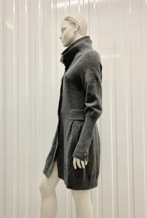 Brunello Cucinelli Cardigan dark grey cashmere