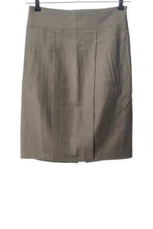 Brunello Cucinelli Pencil Skirt brown casual look