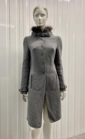 Brunello Cucinelli Winter Coat grey cashmere