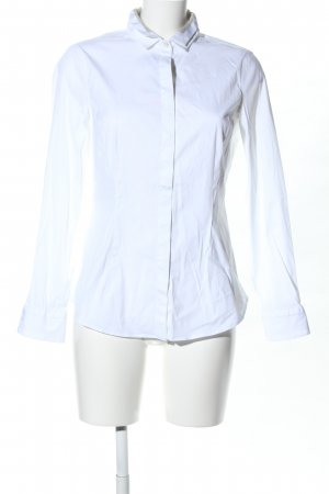 Brunello Cucinelli Hemd-Bluse weiß Business-Look