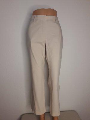 Brunello Cucinelli Pantalon 7/8 multicolore coton