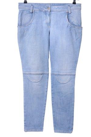 Brunello Cucinelli Carrot Jeans blue casual look