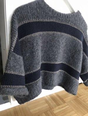 Brunello Cucinelli Pullover in cashmere multicolore Lana d'alpaca