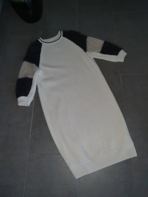 Brunello Cucinelli Midi Dress oatmeal