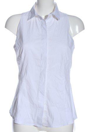 Brunello Cucinelli Camicia a maniche corte bianco stile casual