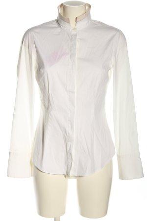 Brunello Cucinelli Long Sleeve Shirt white-cream casual look