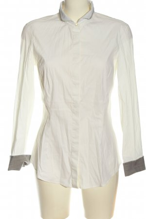 Brunello Cucinelli Long Sleeve Shirt white business style