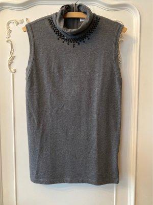 Brunello Cucinelli Turtleneck Sweater dark grey