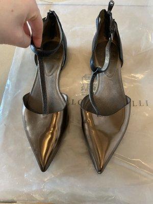 Brunello Cucinelli Strapped Sandals multicolored