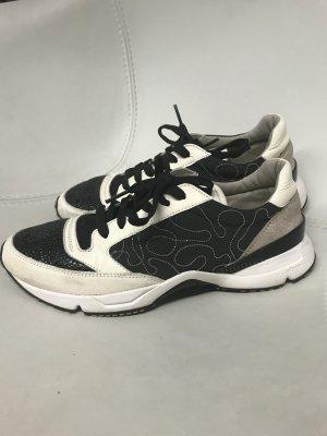 Brunello Cucinelli Lace-Up Sneaker multicolored leather