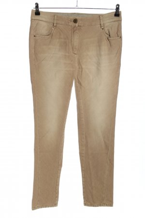 Brunello Cucinelli Pantalone jersey bianco sporco stile casual