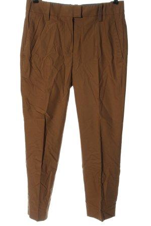 Brunello Cucinelli Pantalone jersey marrone stile casual