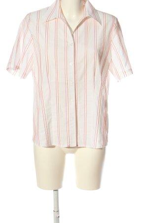 Brunetti Koszula z krótkim rękawem Na całej powierzchni W stylu casual