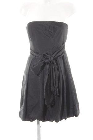 Bruno Banani A-Linien Kleid schwarz schlichter Stil