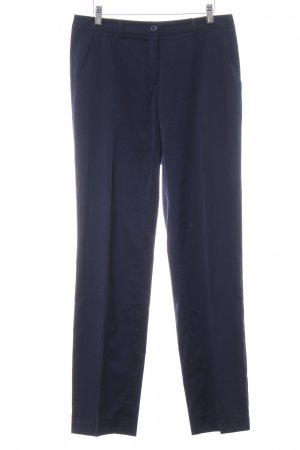 Bruno Banani Suit Trouser blue business style