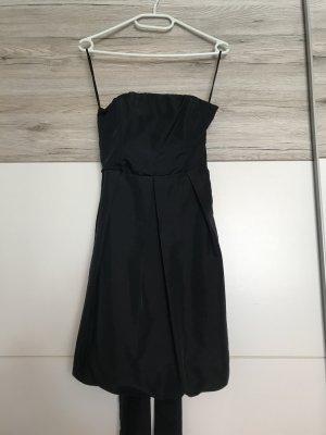 Bruno Banani Sukienka z rękawem balonowym czarny