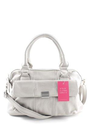 Bruno Banani Handbag light grey business style