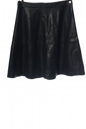 Bruno Banani High Waist Skirt black elegant