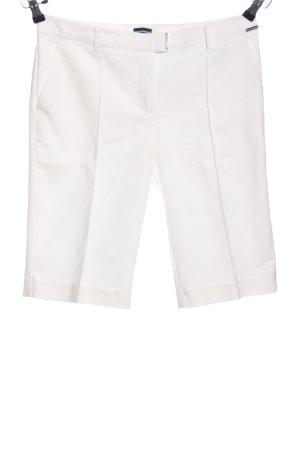Bruno Banani High-Waist-Shorts weiß Casual-Look