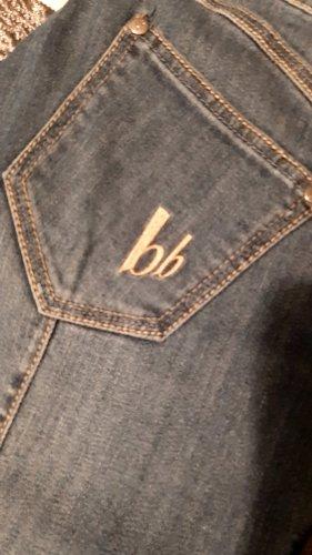 Bruno Banani Drainpipe Trousers blue
