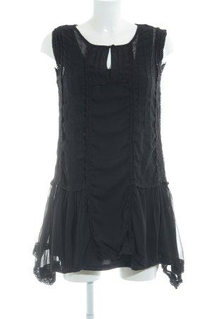 Bruno Banani Kurzarmkleid schwarz Elegant