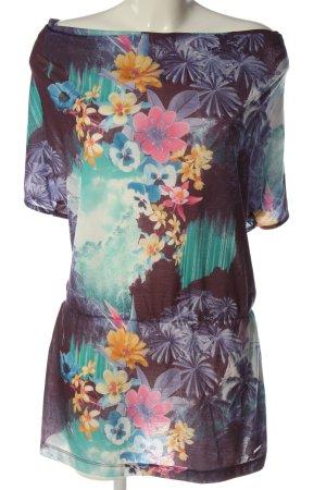 Bruno Banani Long Shirt allover print casual look