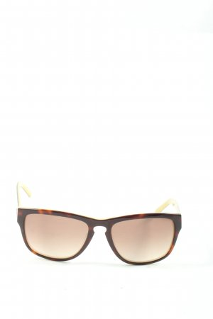 Bruno Banani Oval Sunglasses brown casual look
