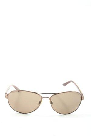 Bruno Banani Aviator Glasses brown casual look