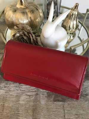Bruno Banani Wallet dark red-red